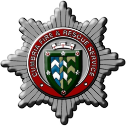 Cumbria Fire and Rescue logo